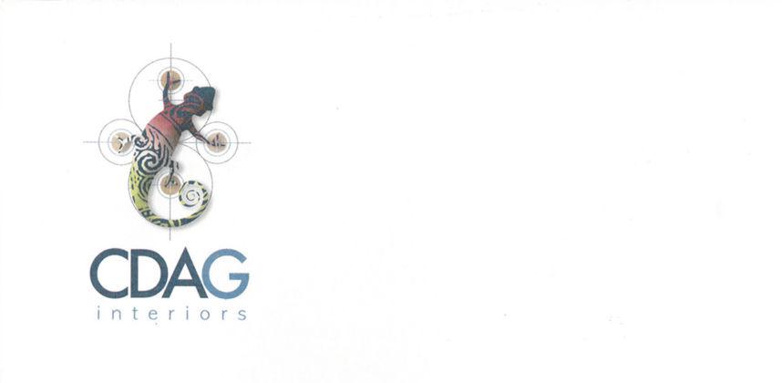 CDA G. Interiors Corporate Identity – 2007 AAATT Creative Excellence Awards In Stationary & Logo